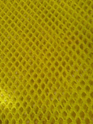 Fish Net NEON YELLOW