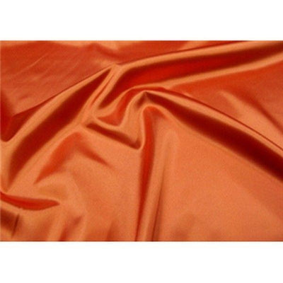 Bridal Satin ORANGE