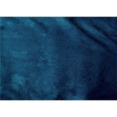 Upholstery Micro Suede INDIGO BLUE