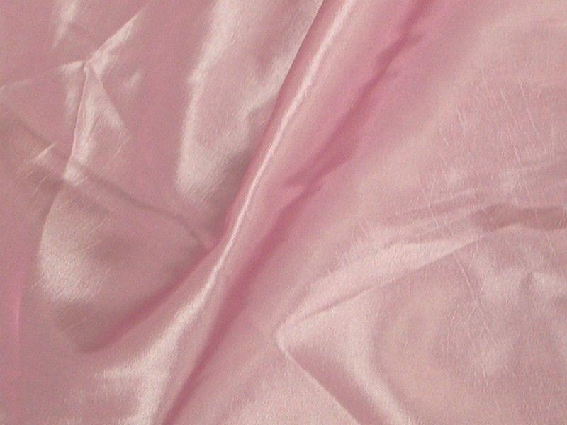 Two Tone Dress Taffeta Pink