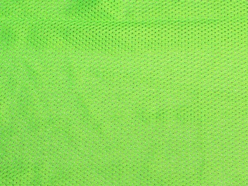 Small Jersey Mesh Neon Green
