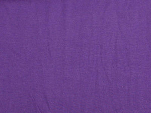 7 Ounce Cotton Jersey Spandex Knit PURPLE