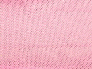 Small Jersey Mesh Pink