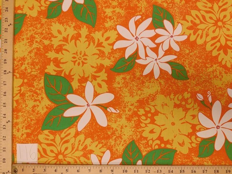 ORANGE PLUMERIA HP-116