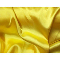 Charmeuse Silky Satin 58 Inch Width YELLOW
