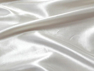 Two Tone Dress Taffeta Ivory