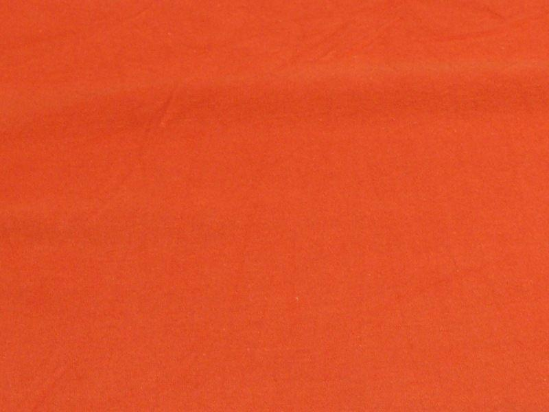 7 Ounce Cotton Jersey Spandex Knit RUST