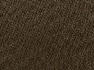 Stone Washed Linen DARK CHOCOLATE L-19