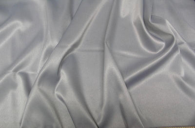 Stretch Heavy Weight Lamour Dull Satin SILVER SLS-2