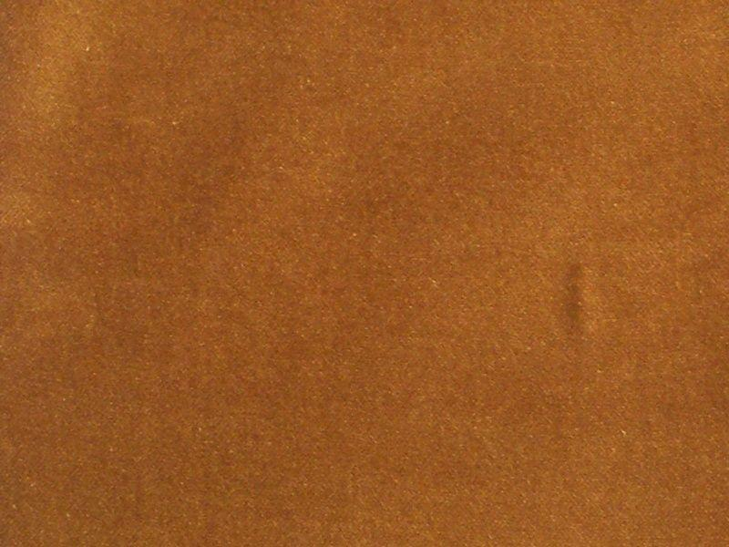 100% Cotton Med Weight Velvet PECAN