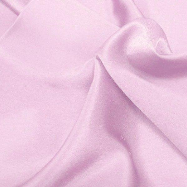 "China Faux Silk Habotai 58"" Wide Lilac HB-13"