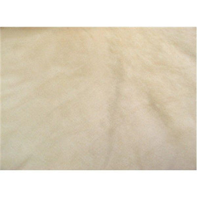 Upholstery Micro Suede CREAM IVORY