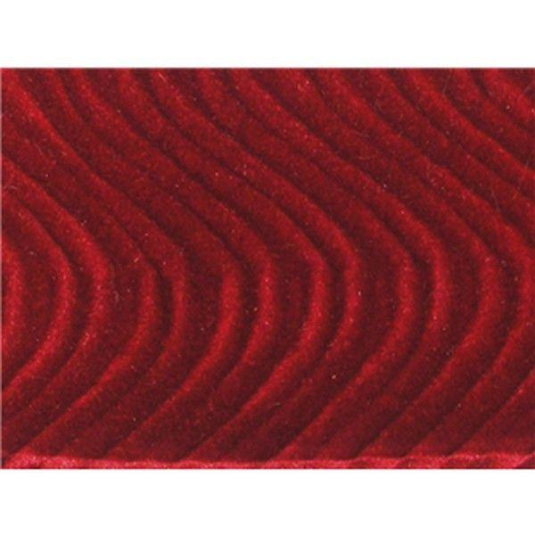 Upholstery Swirl Velvet Light Burgundy