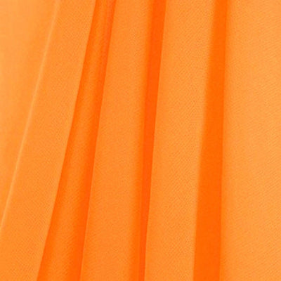 Chiffon 60 Inch Wide Neon Orange CH-16