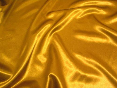 Bridal Satin DARK GOLD