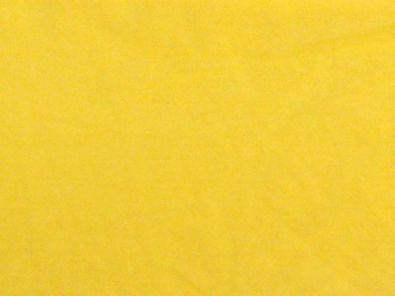 7 Ounce Cotton Jersey Spandex Knit YELLOW