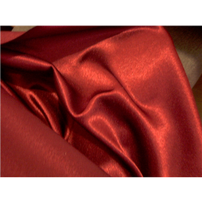 Crepe Back Satin Burgundy