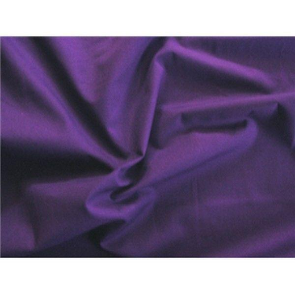 Poly/Cotton Broad Cloth Solids PURPLE