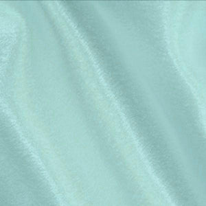 "China Faux Silk Habotai 58"" Wide Baby Blue HB-10"