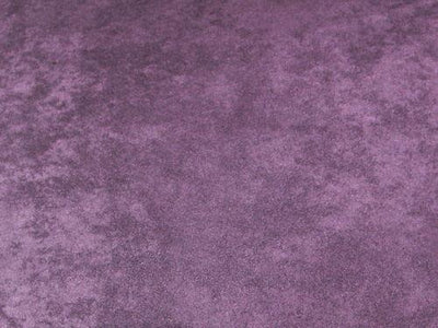Upholstery Micro Suede AUBERGINE