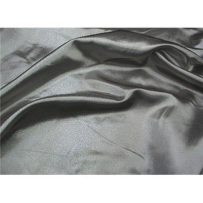 Bridal Satin DARK GRAY