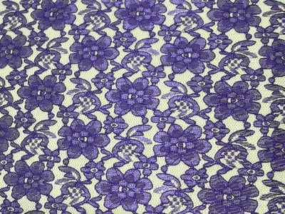 Rachel Lace PURPLE FL-13