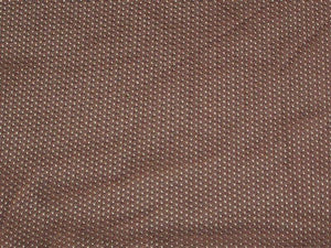 Small Jersey Mesh Brown