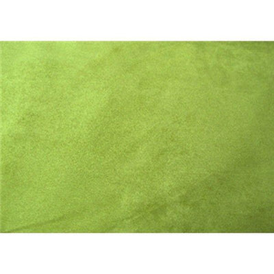 Upholstery Micro Suede CELERY
