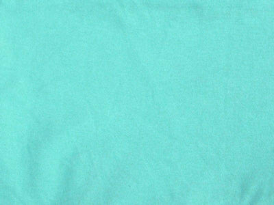 7 Ounce Cotton Jersey Spandex Knit AQUA