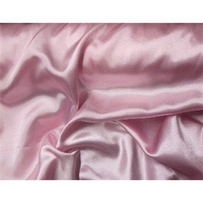 Charmeuse Silky Satin 58 Inch Width PINK