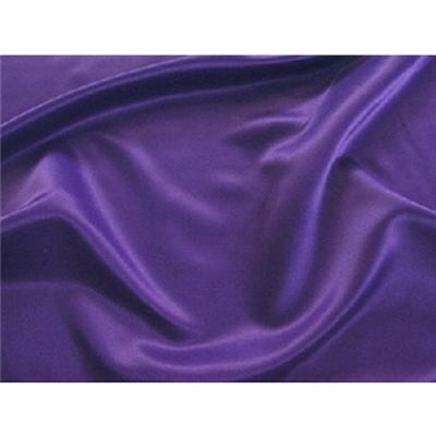 Stretch Heavy Weight Lamour Dull Satin PURPLE SLS-10