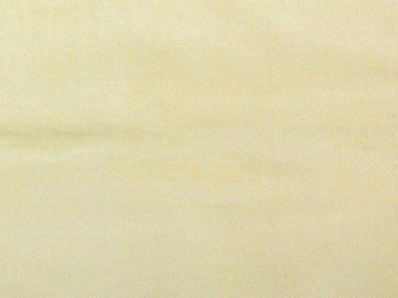 100% Cotton Med/Light Weight Velvet IVORY/CREAM