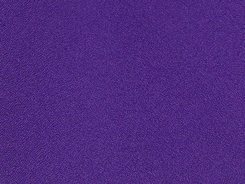 Purple Poly Crepe Suiting