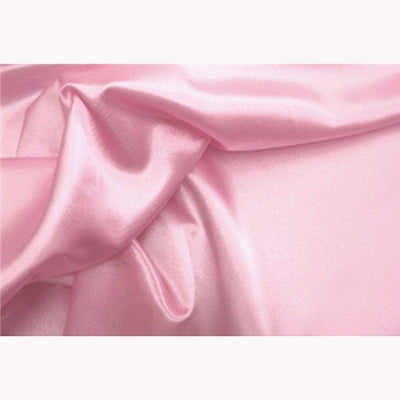 Bridal Satin CANDY PINK