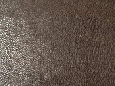 Upholstery Faux Leather Dark Brown