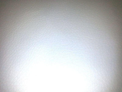 Upholstery Faux Leather White