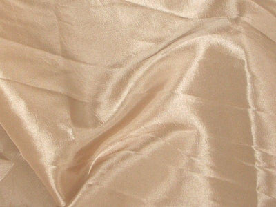 Two Tone Dress Taffeta Warm Sand