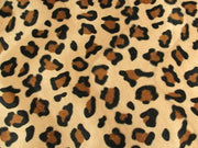 Velboa Animal Skins Fur Camel Jaguar