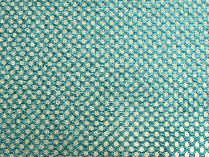 XL Football Jersey Mesh Teal