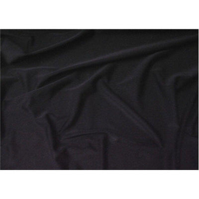 Dull Swimsuit Spandex (Matte Finish) BLACK