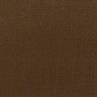 Stone Washed Linen CHOCOLATE L-18