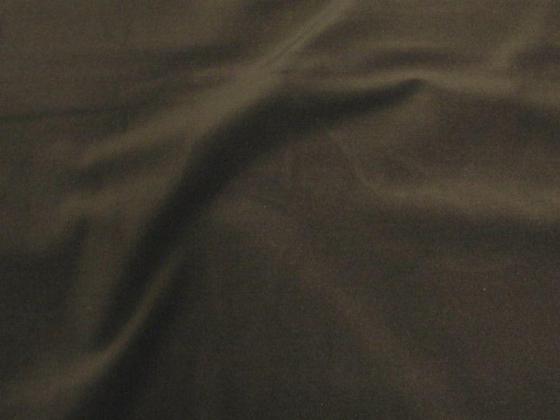 100% Cotton Med Weight Velvet OLIVE