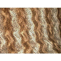 Velboa Animal Skins Fur Cheetah Leopard