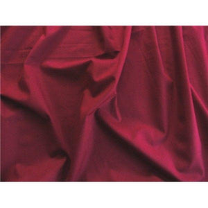 Poly/Cotton Broad Cloth Solids BURGUNDY