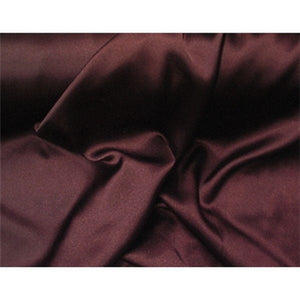 Charmeuse Silky Satin 58 Inch Width BROWN