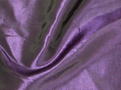 Two Tone Dress Taffeta Plum