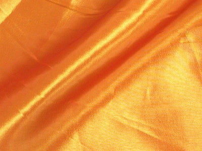 Two Tone Dress Taffeta Saffron