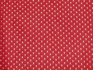 Jersey Mesh Large Red