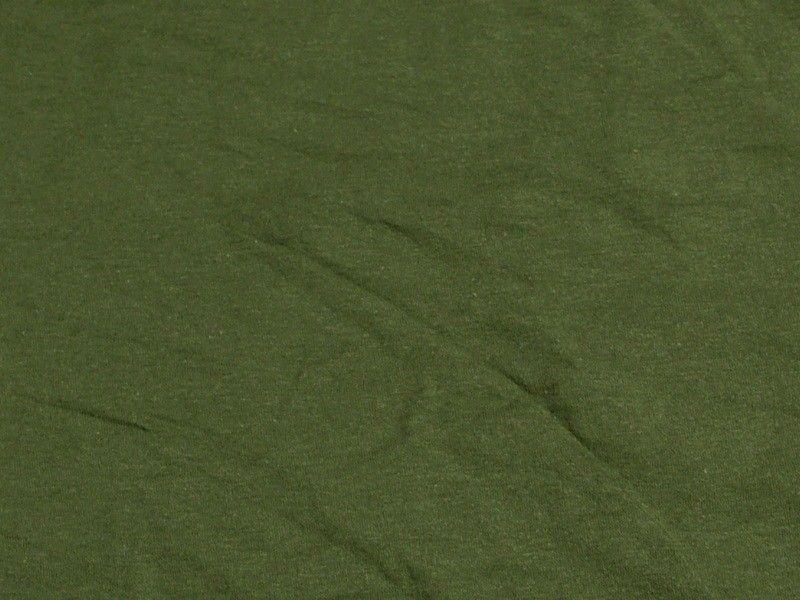 7 Ounce Cotton Jersey Spandex Knit MED OLIVE