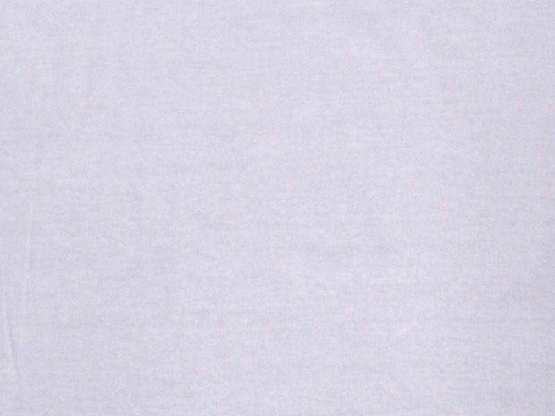 7 Ounce Cotton Jersey Spandex Knit WHITE